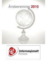 2010 beretning Internasjonalt Forum