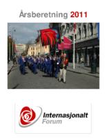 2011 beretning Internasjonalt Forum