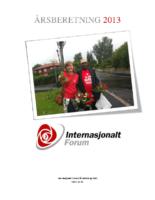 2013 beretning Internasjonalt Forum
