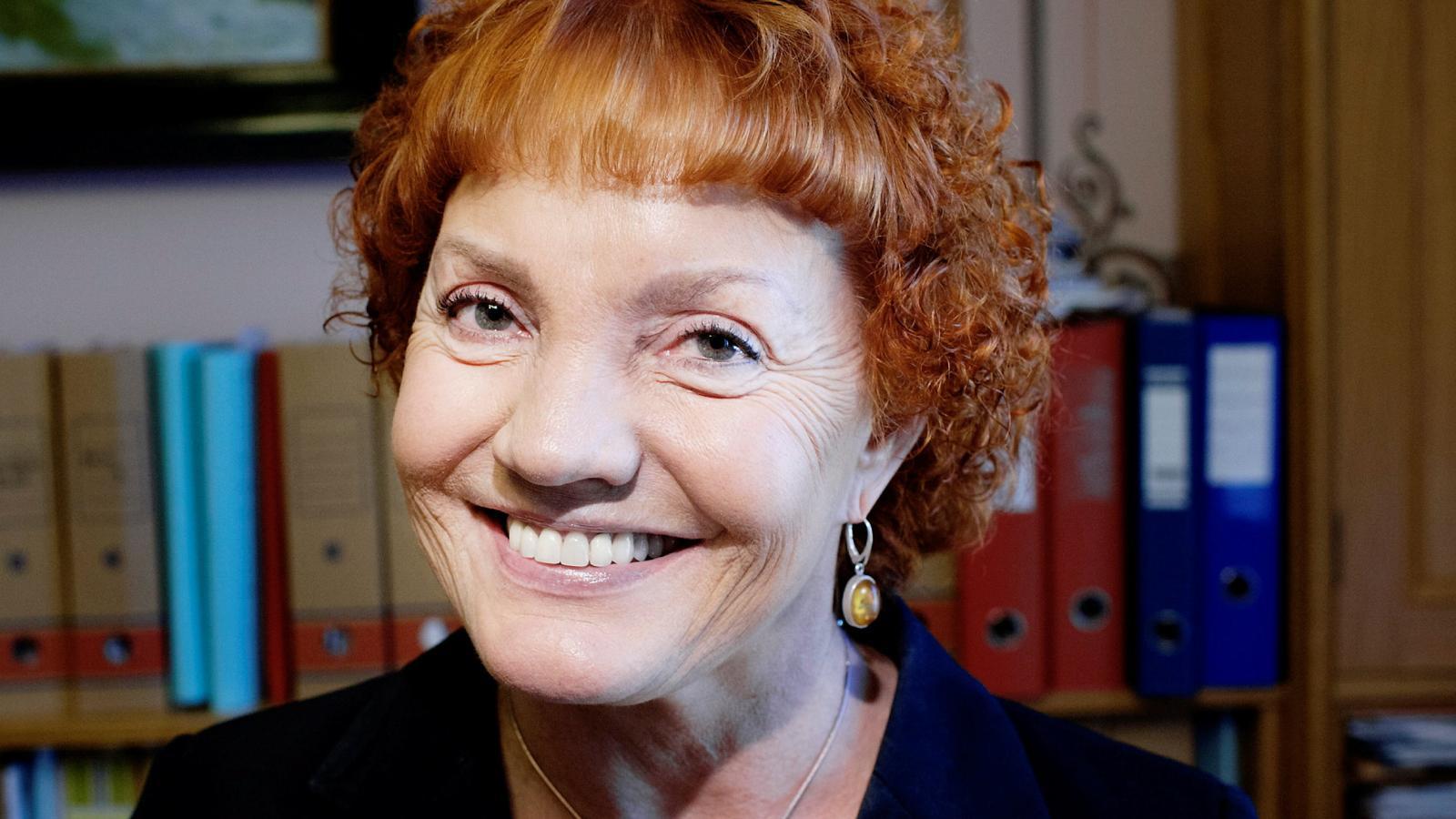 Marit Nybakk - Internasjonalt Forum