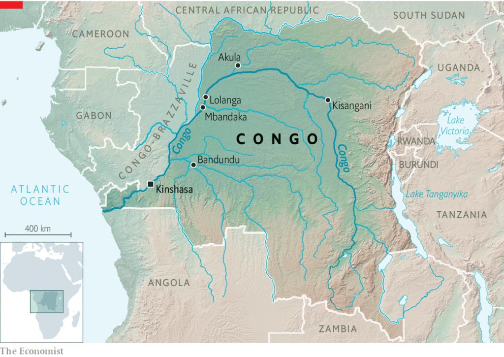 Wikipedia om Kongo